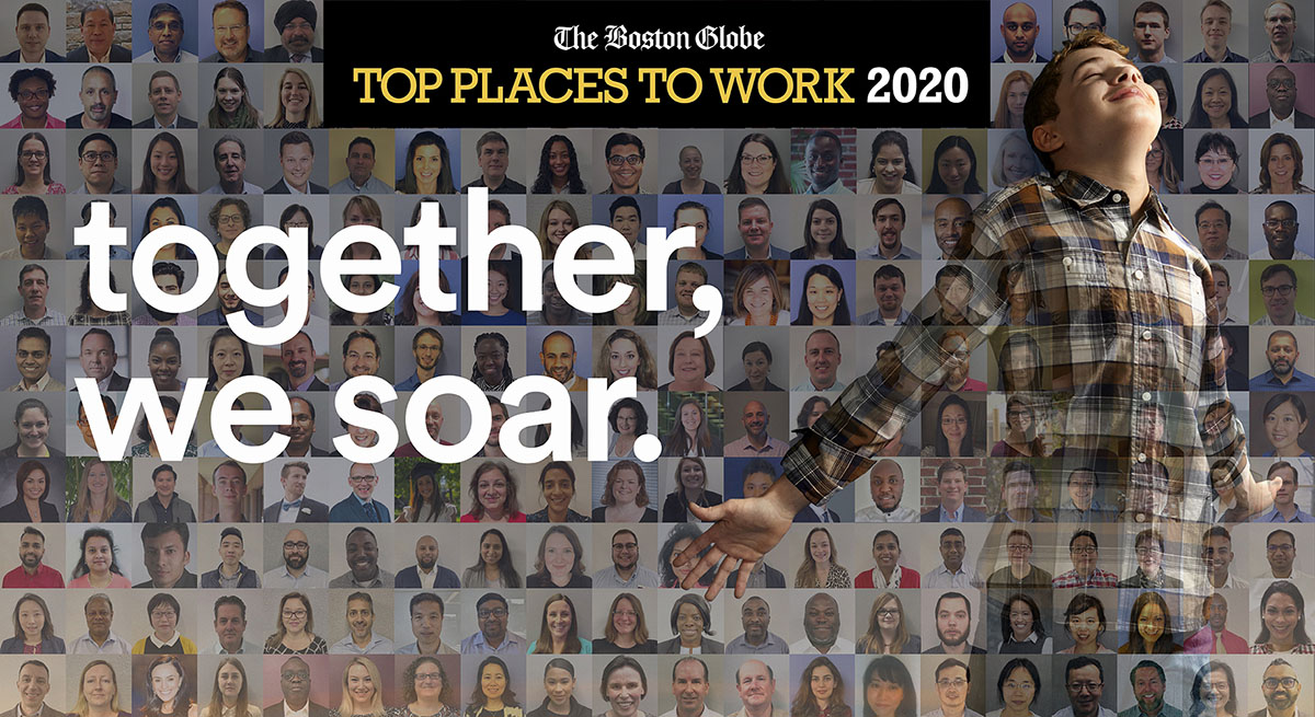 top places to work 2020