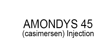 Amondys 45 logo